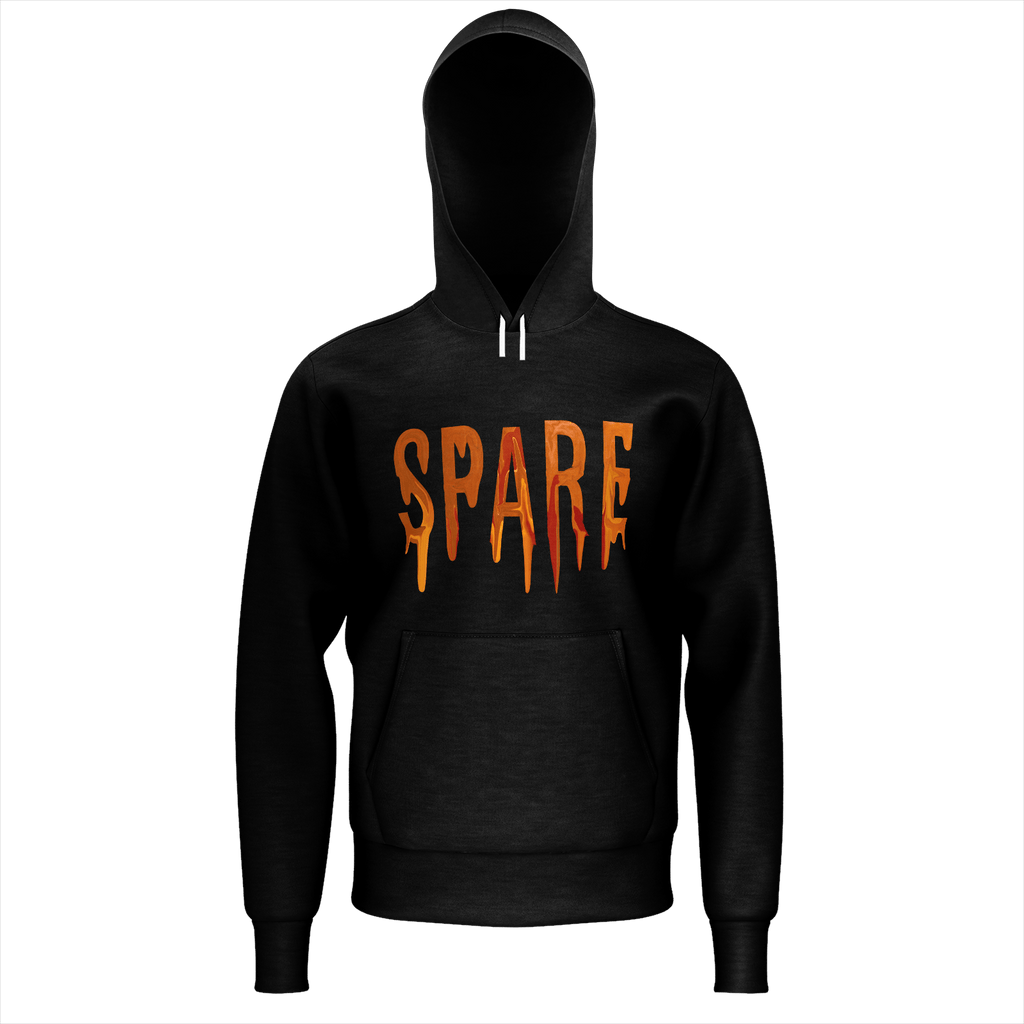 Spare Sweatshirt (Halloween theme black)