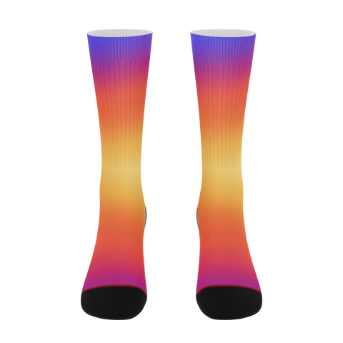 Awesome insta socks - colorful