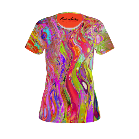COLOR FANs -Women's Tee