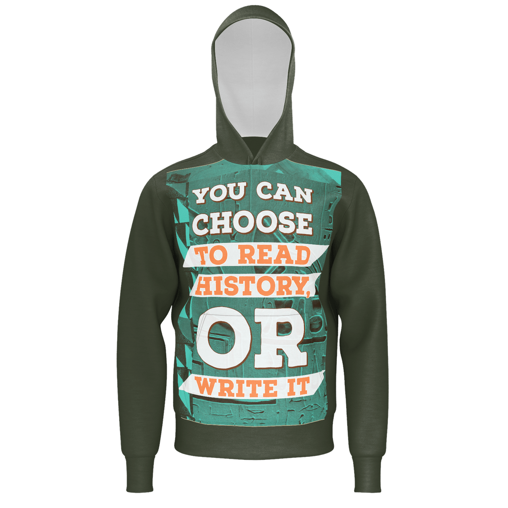 Read Or Write - Hoodie- Status Changers
