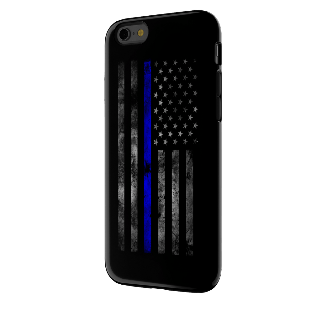 POLICE SUPPORTER IPHONE 6S CASE (TOUGH CASE)