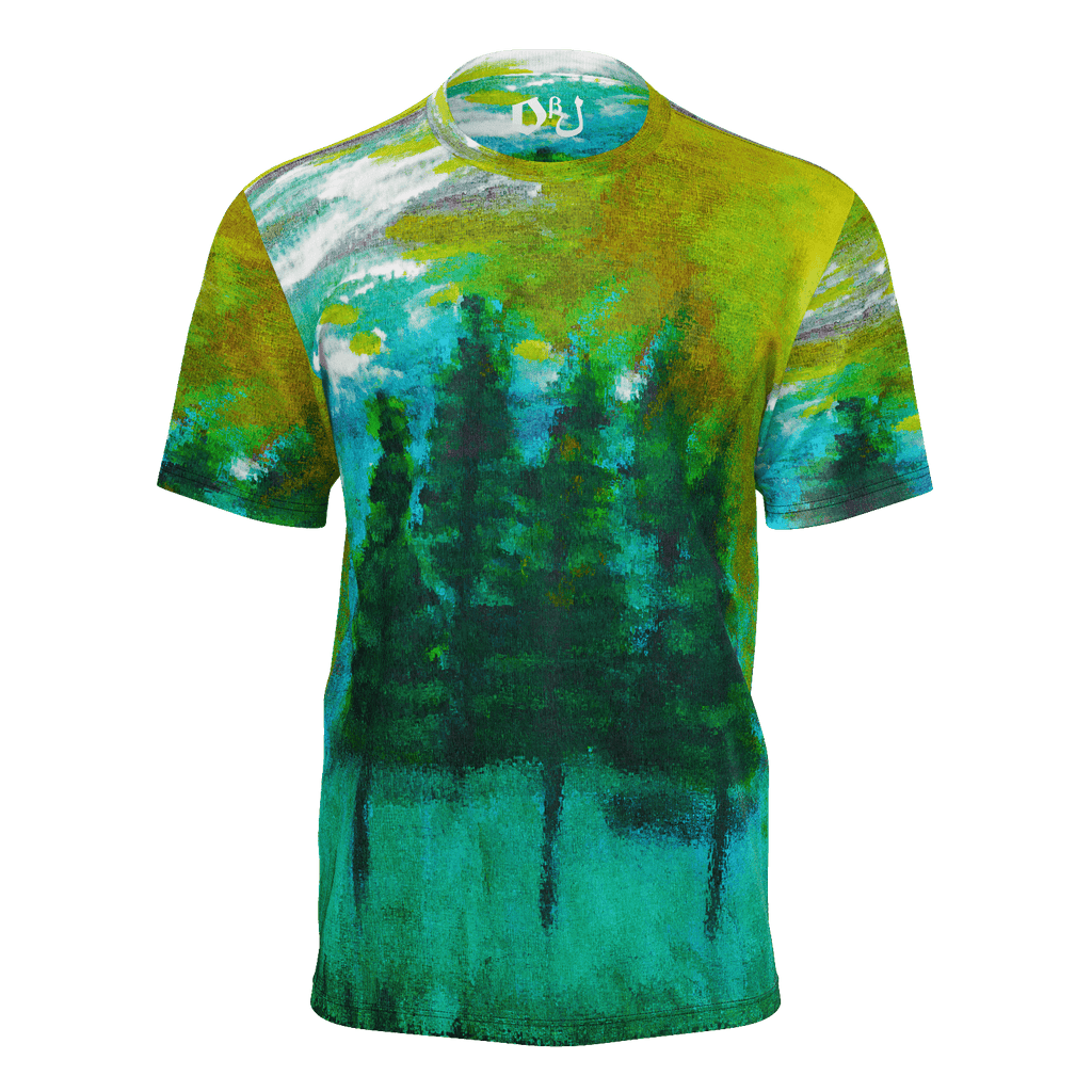 Green Forest Men's T-Shirt
