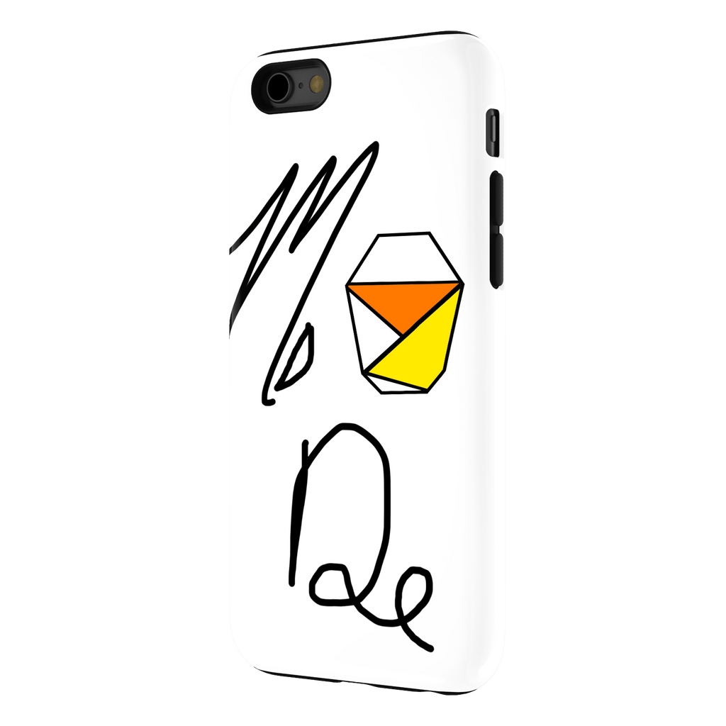 Signed White iPhone 6 Tough Case