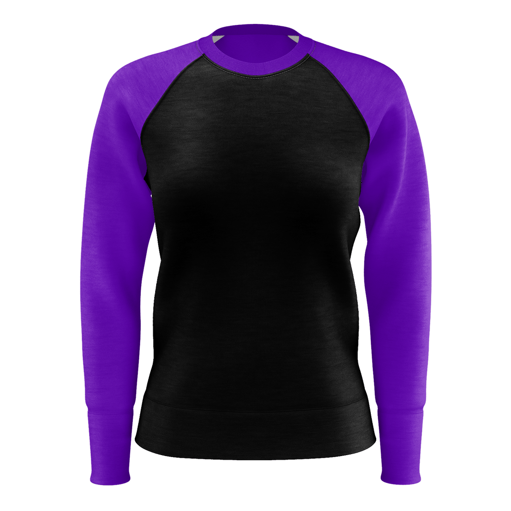 PREBLACK SWEATSHIRT (WOMEN)
