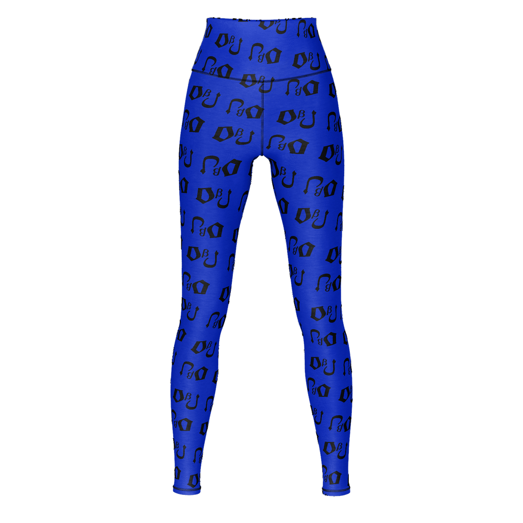DbJ Yoga Pants (Blue)