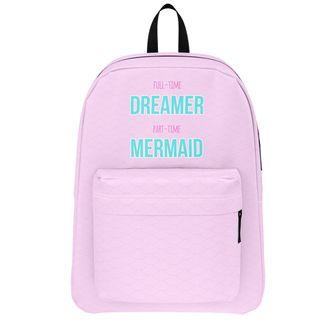 Part-Time Mermaid Backpack