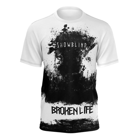 Official T Shirt - Broken Life