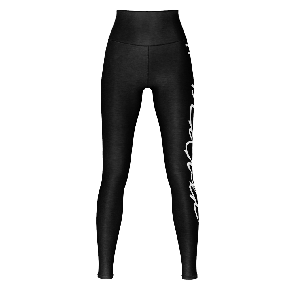 #Travel Yoga Pants (Black)