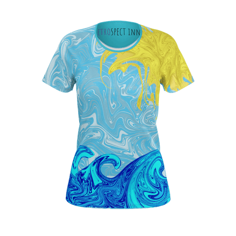 SUNSHINING ON BLUE (WOMEN'S)