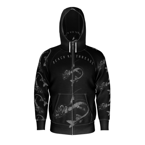 Beach Air Sea Monster Men's Hoody