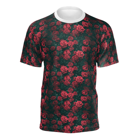 Floral Roses Tee