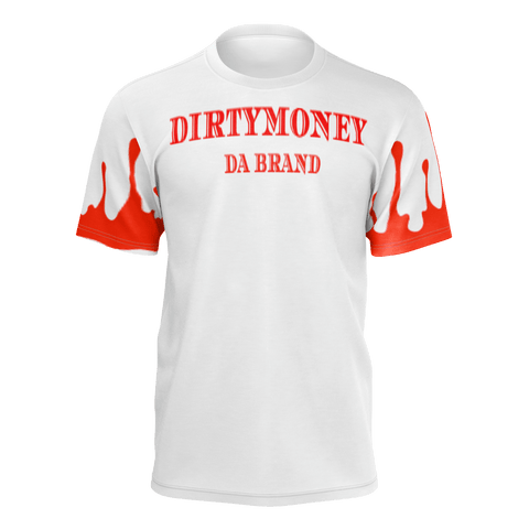 DIRTYMONEY DRIP TEE W/R