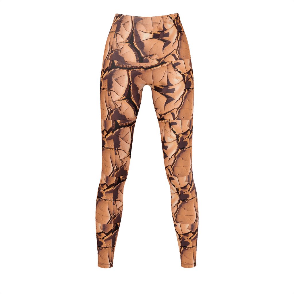 LANDWEAR ALL CRACKED UP WOMENS LEGGINGS