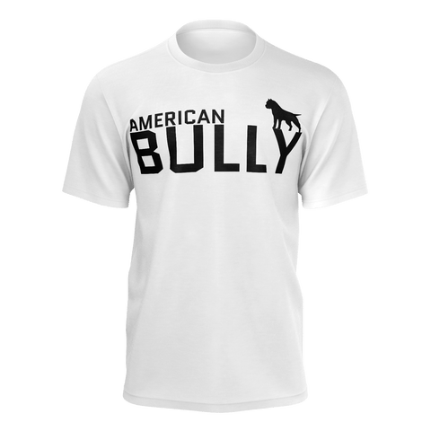 American Bully T-shirt Black