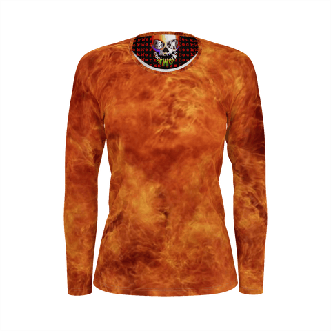 NEW Fire Hot T Shirt Womens, NEW