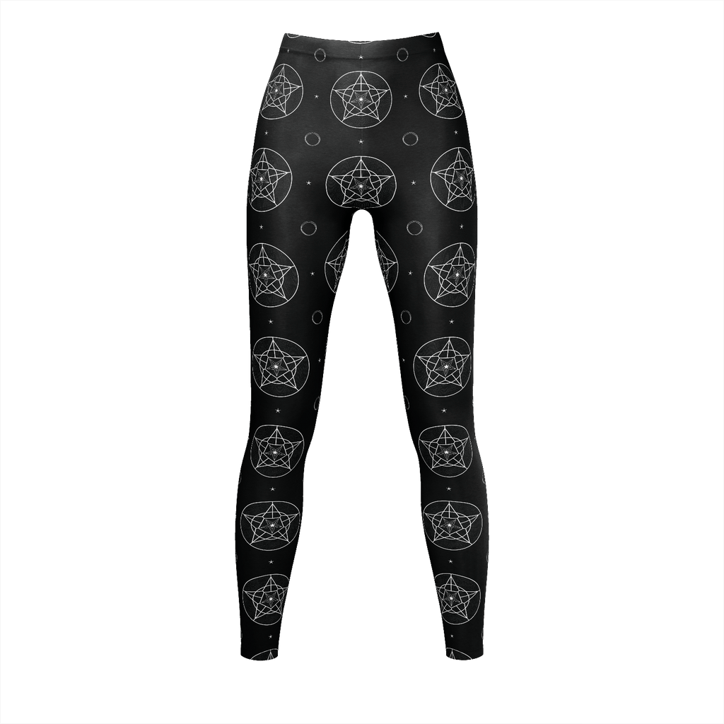 Onyx Pattern LRG Leggings
