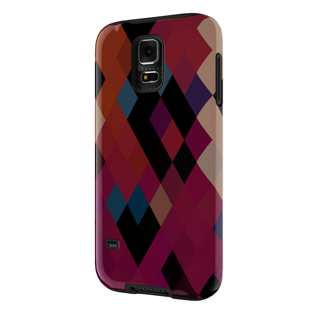 Colors Squared Samsung Galaxy S5 Tough Case
