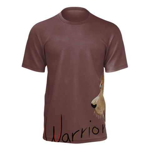 WARRIOR (DUSTED RED)