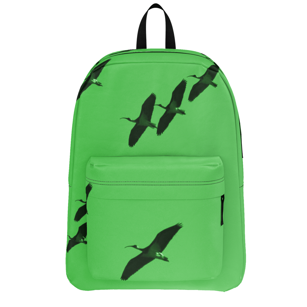 IbisSky Green Backpack