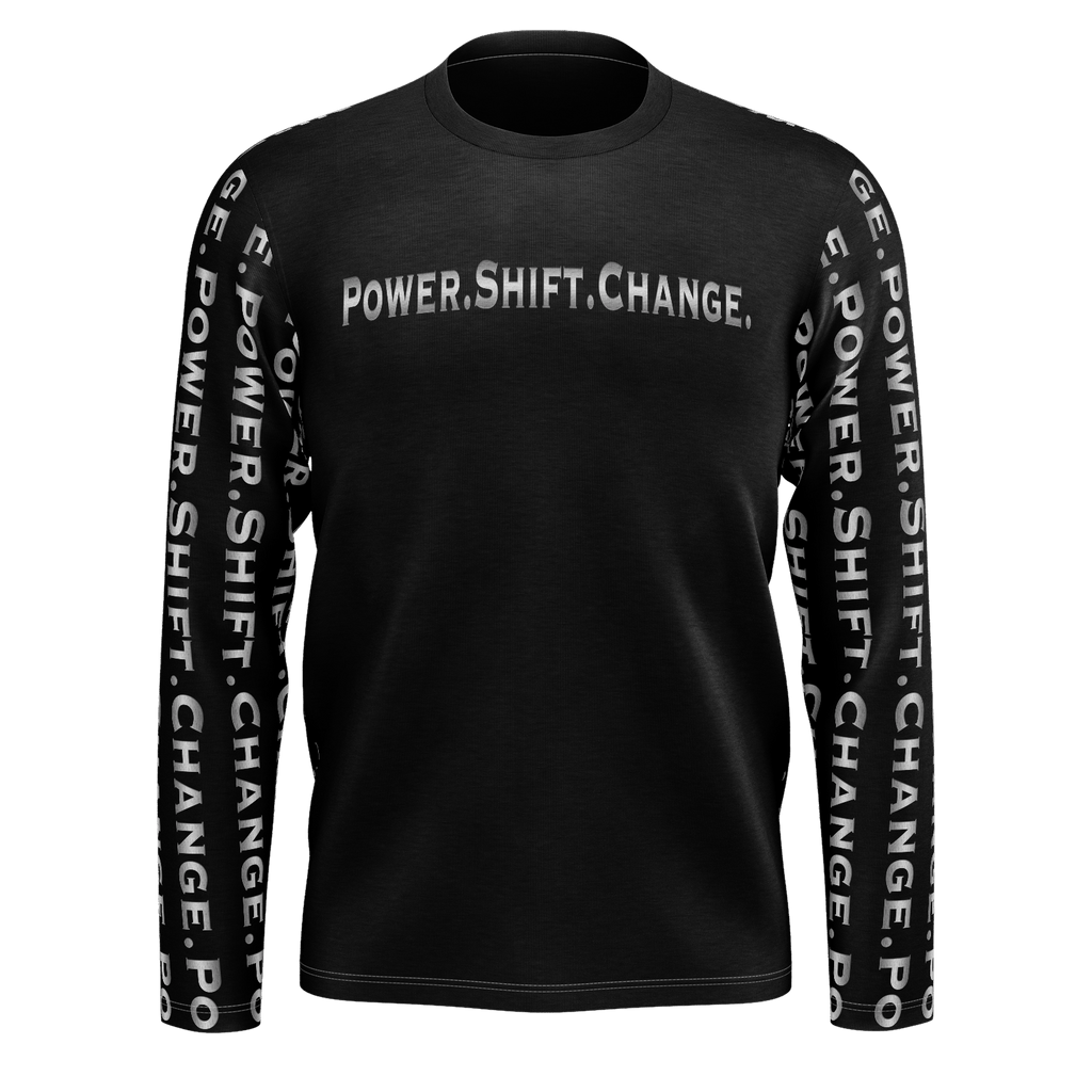 PowerShiftChange - All Over Long Sleeve Shirt