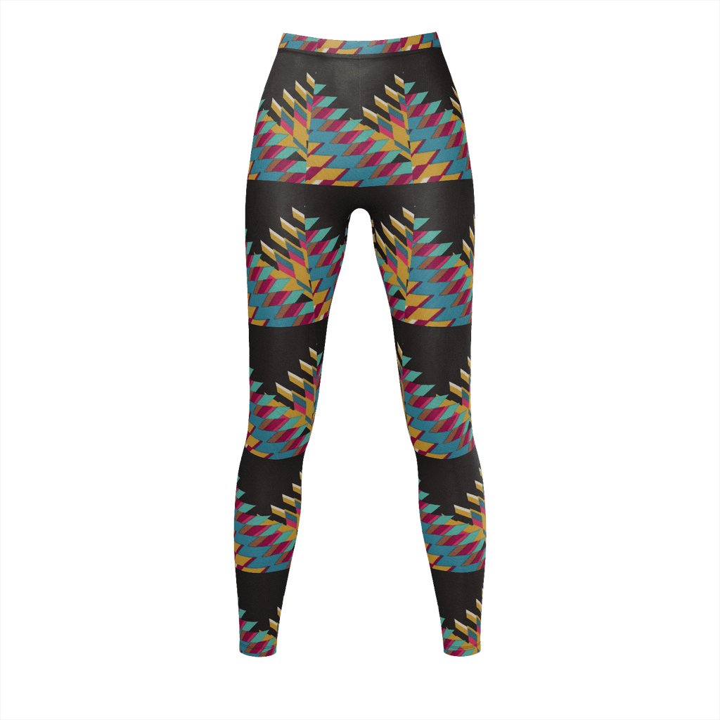 INDIGO CHILD LEGGINGS