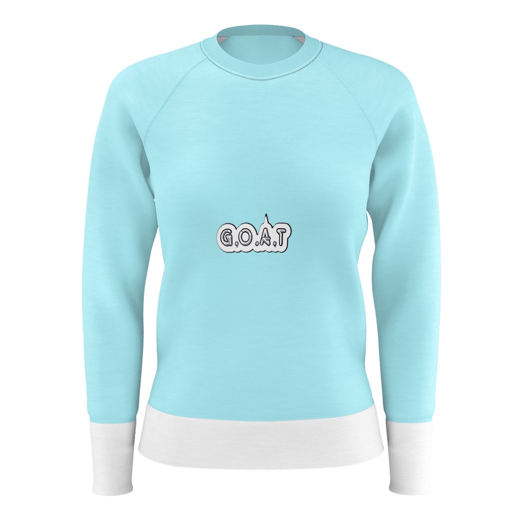 GOAT SWEATSHIRT (WOMEN) on SKYOU f9b3171ee2