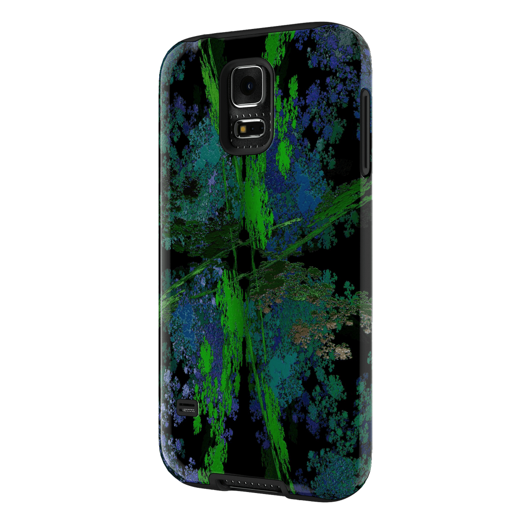 blue-green algae Galaxy s5 Tough Case