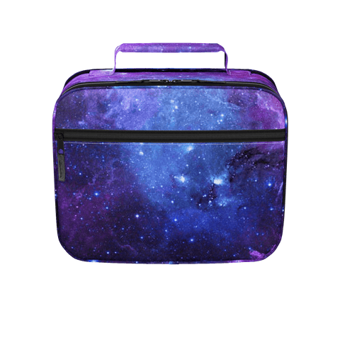 insulated galaxy lunchbox