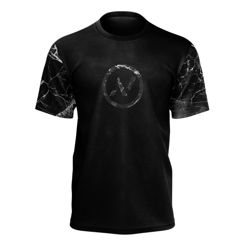 black marble mens tshirt