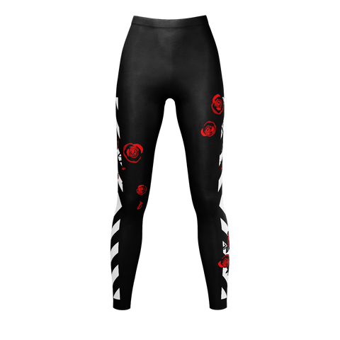 """XX"" Rose leggings"