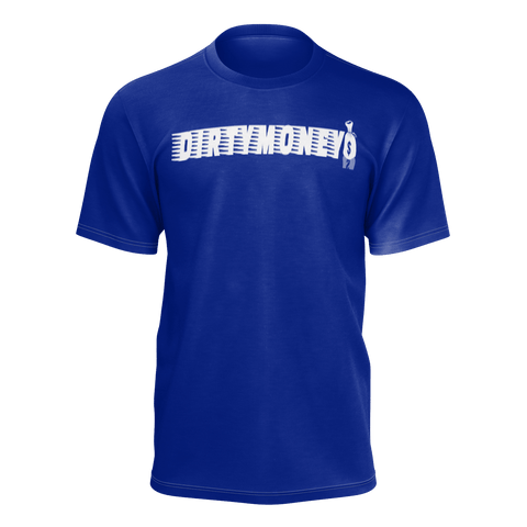DIRTYMONEY MBF TEE SUMMER NAVY