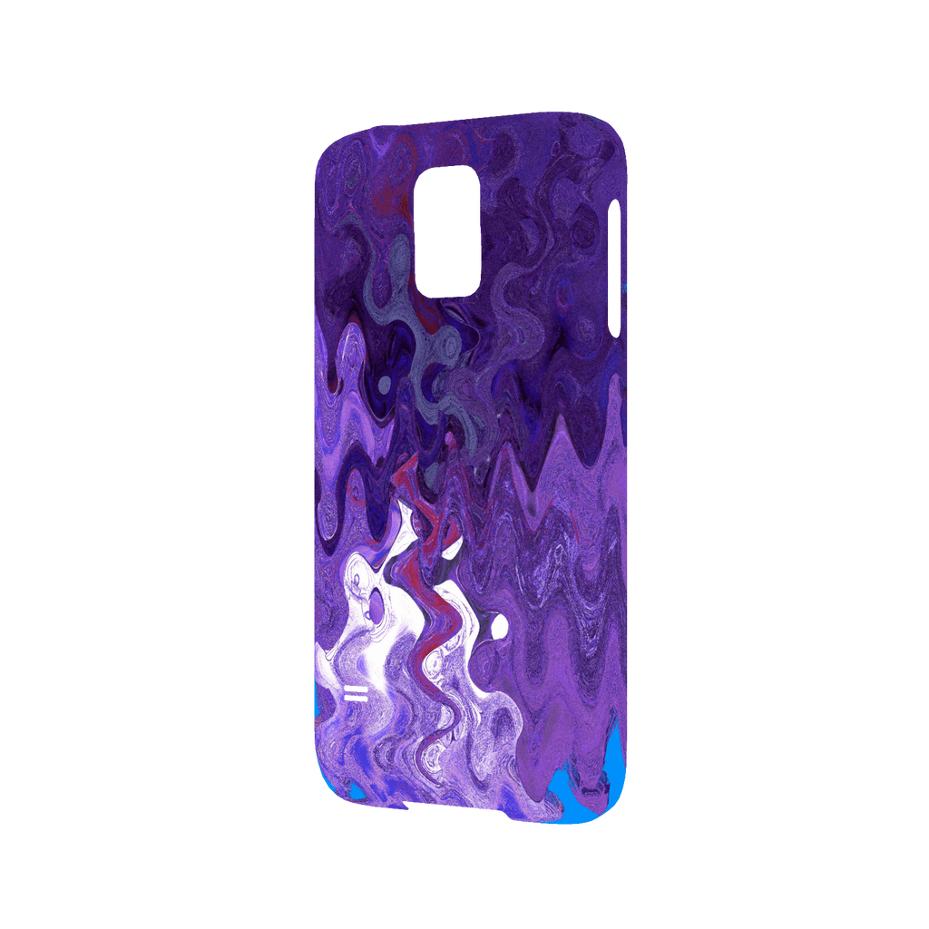 Purple Melt Samsung Galaxy S5 Slim Case