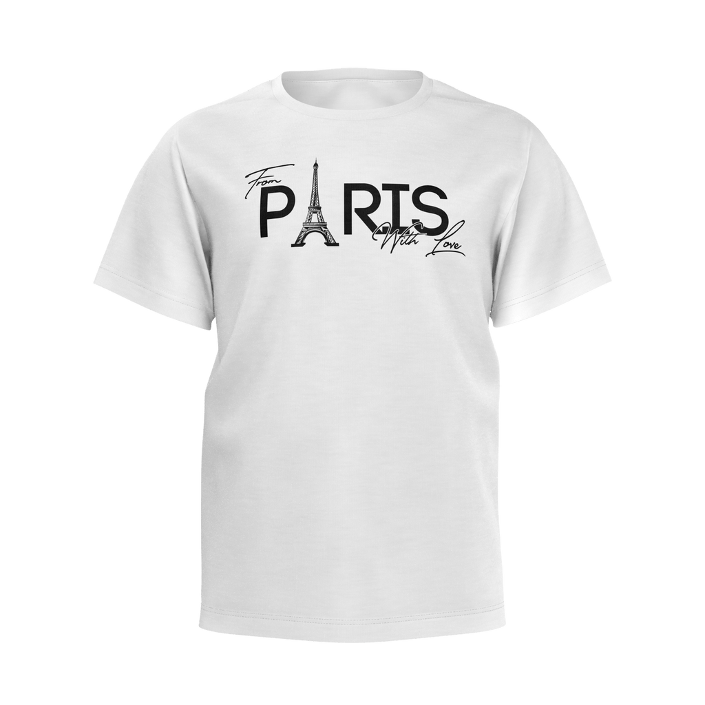 FROM PARIS WITH LOVE TEE