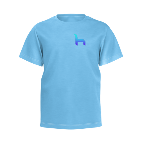 Blue hiPe Japple T-Shirt