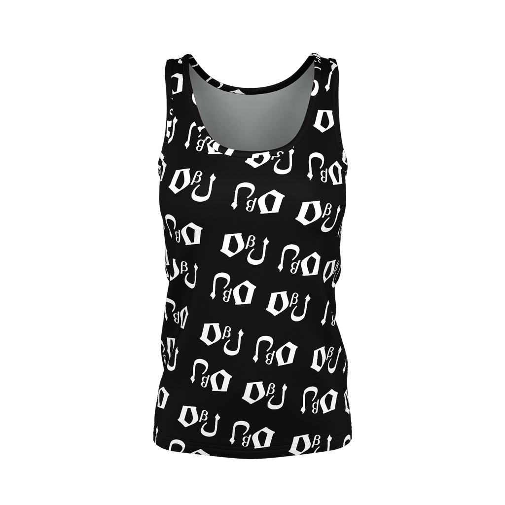 DbJ Women's SJ Tank Top(Black)