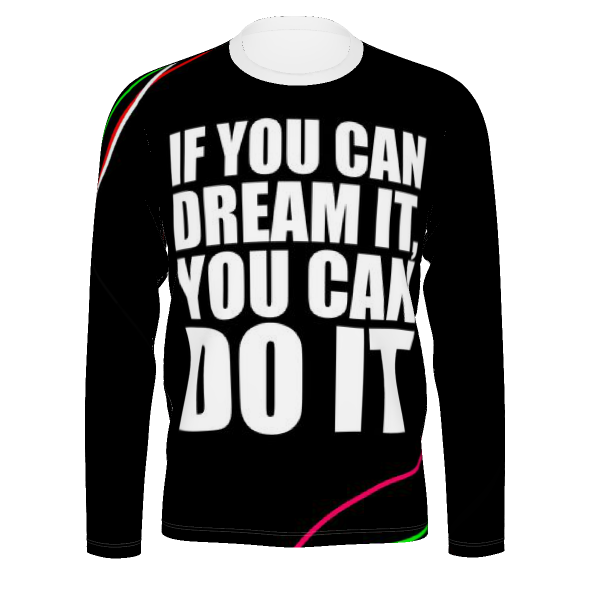 If you can dream it... Inspirational Fashion