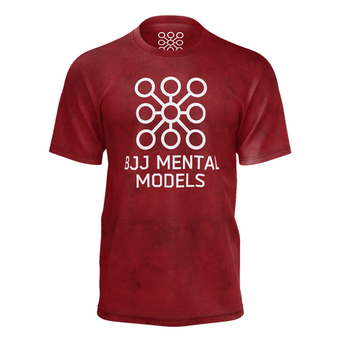 Men's red logo shirt - jersey