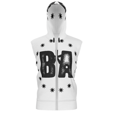Beach Air B*A Series Sleeveless Hoody