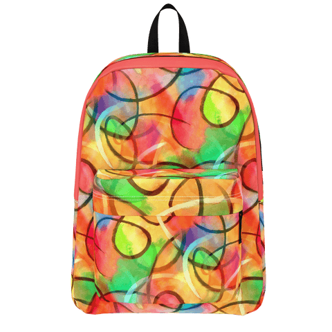 Joyful Curls Backpack