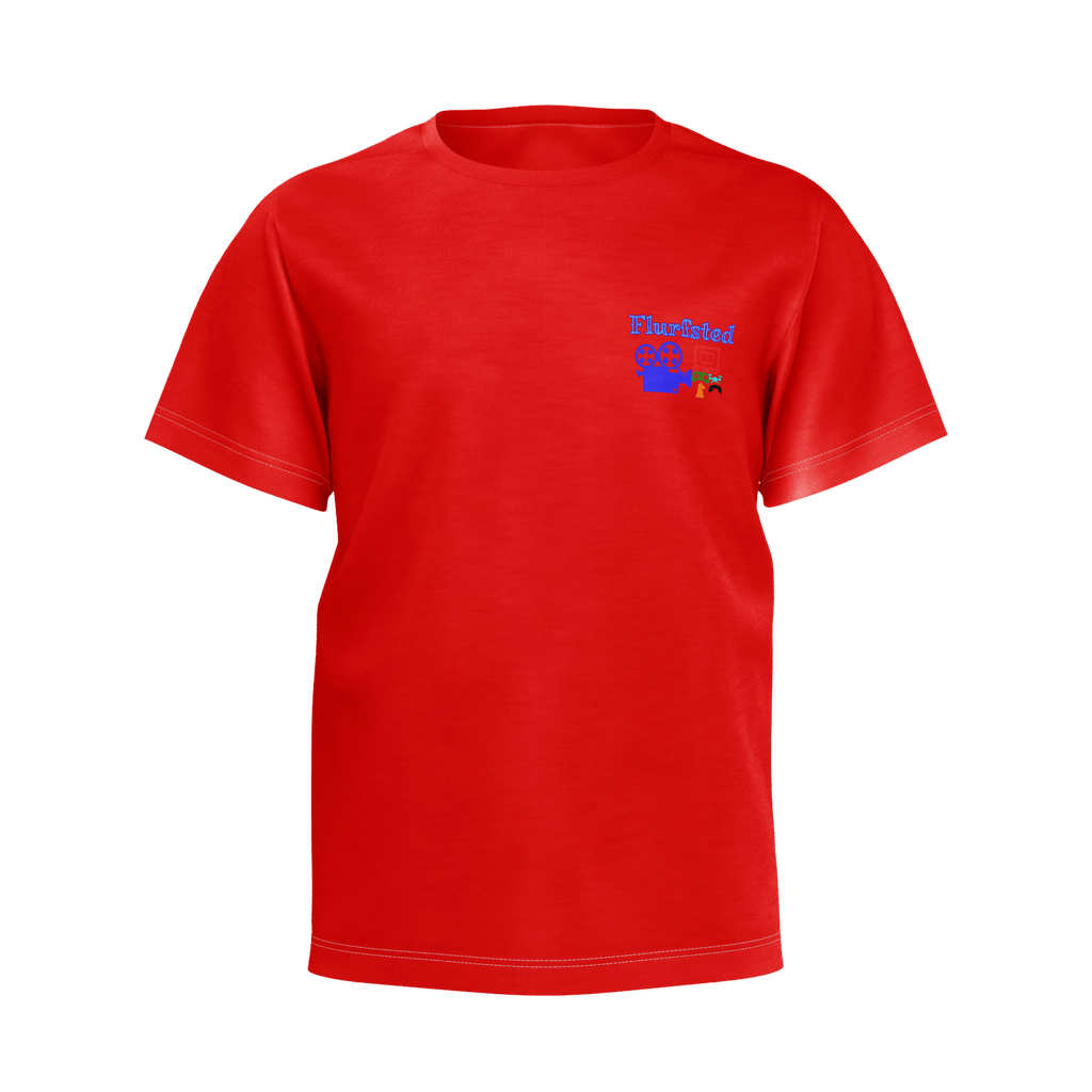 Boy's Red T-shirt