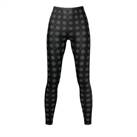 Onyx Pattern SML Leggings