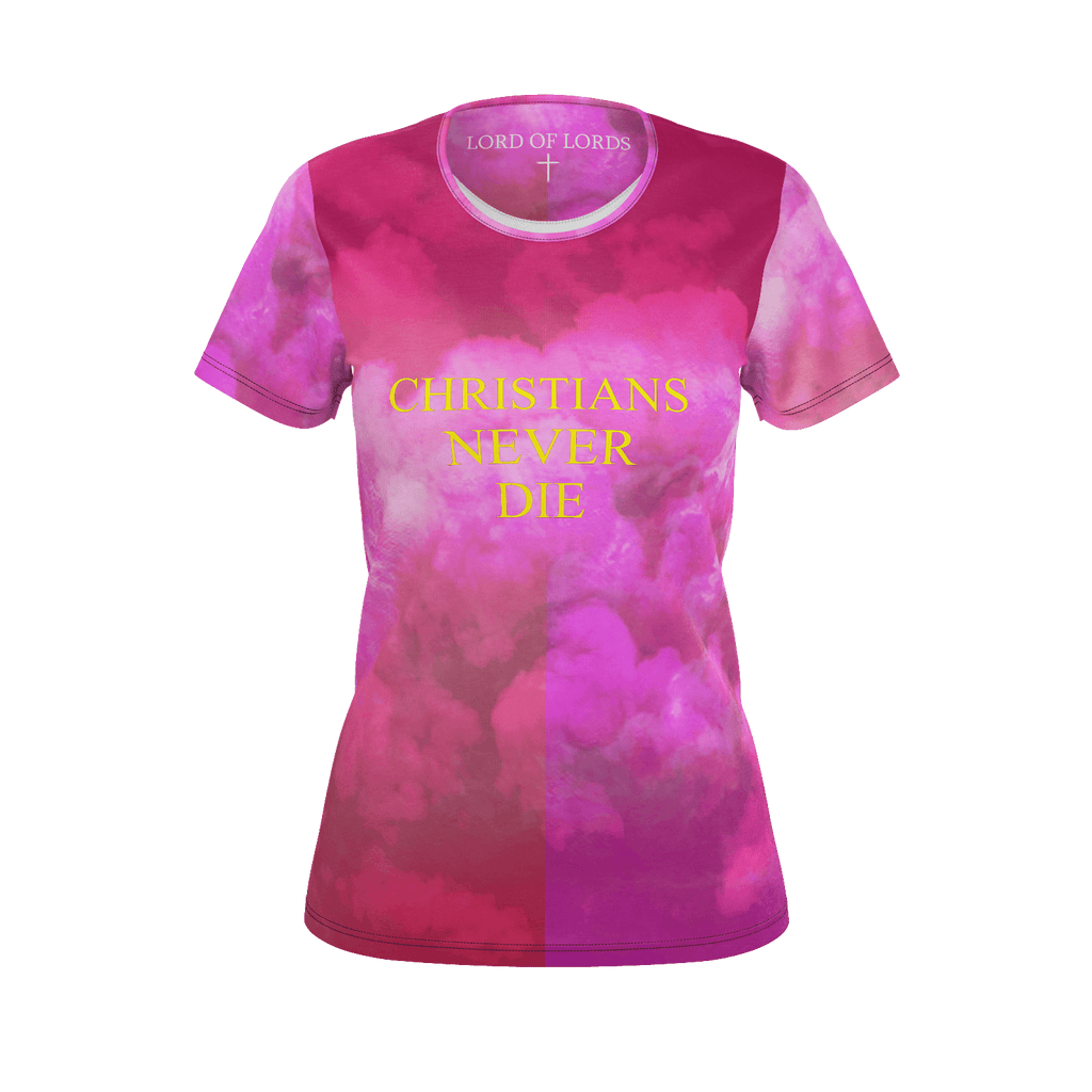 Jazmin Collection: Christians Never Die Women's Tee