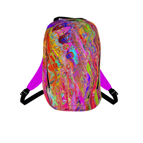 COLOR FANS 2 - Skyou Backpack