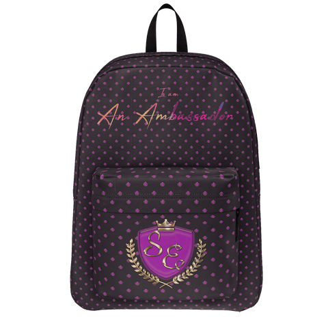 The SE Ambassador Bookbag
