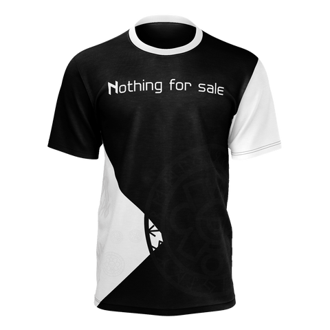 Opivm ´´NOTHING FOR SALE`` T-shirt