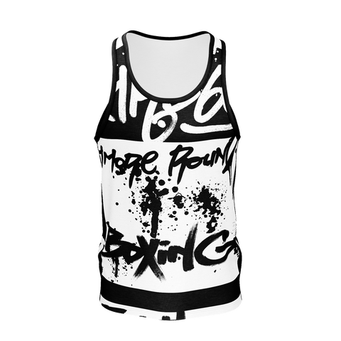 1MR Mens Grafitti Tank
