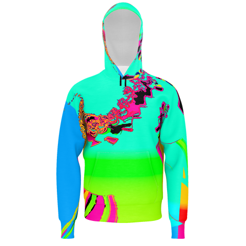 COLOR HARMONY - Men's Pullover Hoodie