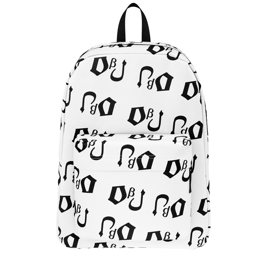 DbJ Classic Backpack (White)