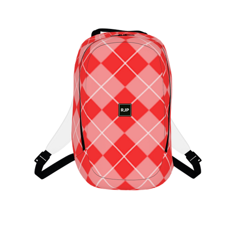 Res Plaid Backpack