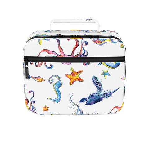 Pastel Ocean Lunch Box